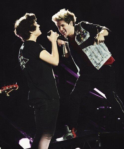Harry & Niall - Harry Styles Fan Art (33721599) - Fanpop