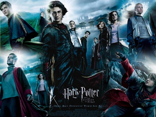 Harry Potter and the Goblet of 불, 화재