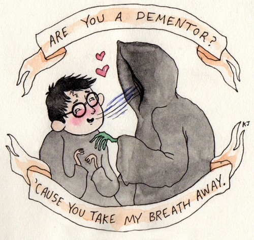 Harry potter valentines (Sorry it's a little late)