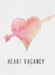 Heart Vacancy - the-wanted icon