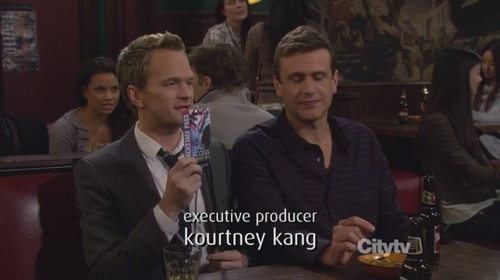 "How I Met Your Mother Season 8 Episode 18 ""Weekend at Barney's"""