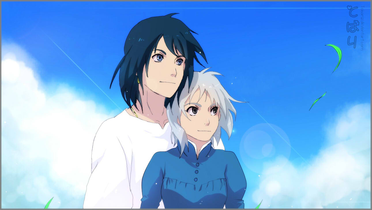 Howl and Sophie - Howl and Sophie Fan Art (33700003) - Fanpop