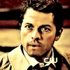 Castiel photo possibly containing a portrait called I believe the children are our future