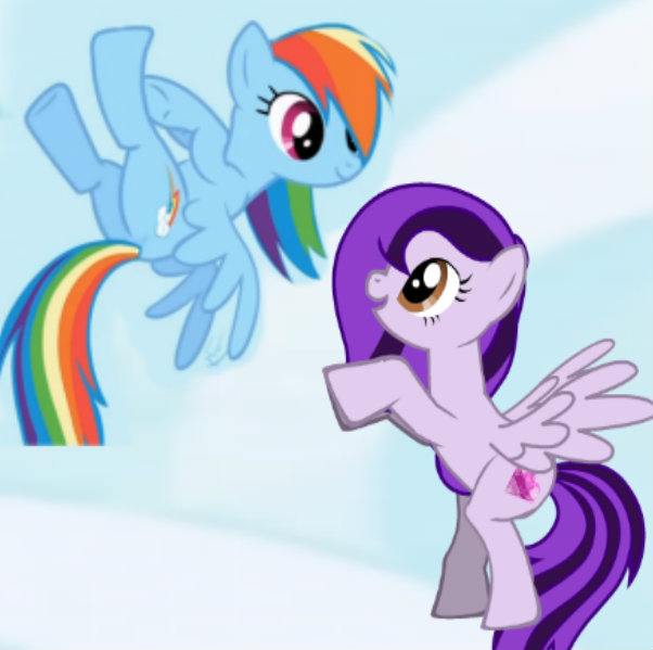 characters little pony