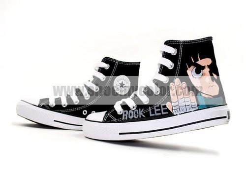 I have Naruto Kakashi Hatake shoes today!