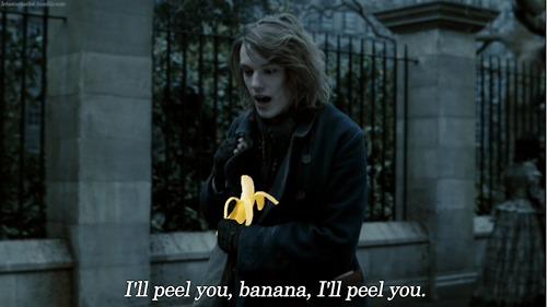 I'll Peel you, banana, ndizi
