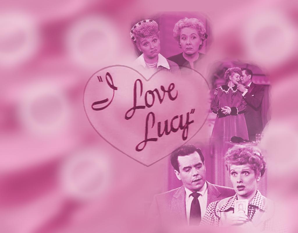 I 愛 Lucy 壁紙