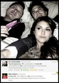 Ian and Nina's tweets + pic <3