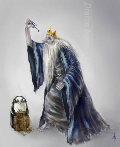 Ice King, the New Simon
