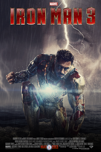 Iron Man images Iron Man 3 (Fan Made) Poster HD wallpaper ...