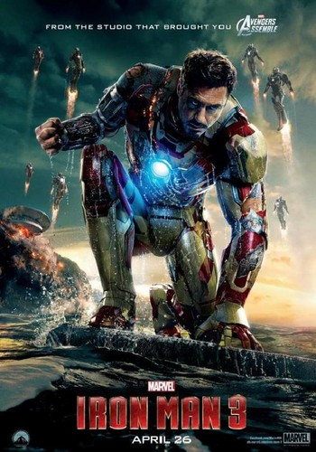 Iron Man 3 New Poster