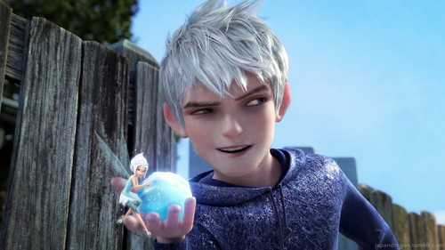 Jack Frost and Periwinkle