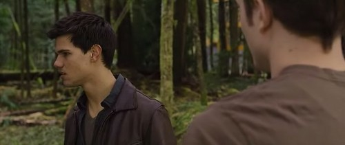 Jacob Black in Breaking Dawn part 1