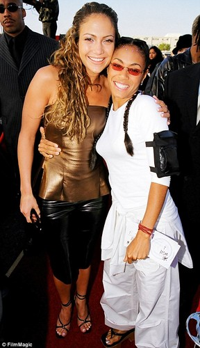 Jada Pinkett Smith & Jennifer Lopez 1999