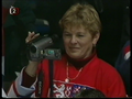 Jagr mother in Nagano - youtube photo