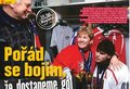 Jagr with parents Nagano - youtube photo