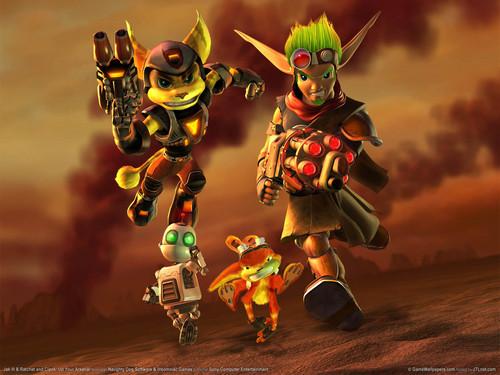 Jak & Ratchet and Clank & Daxter