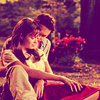 A Walk To Remember photo probably containing a park bench titled Jamie & Landon