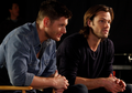 Jared ve Jensen - WB Mondo Uluslararas Basn Turu  - jensen-ackles photo
