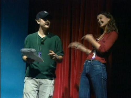 Joshua Jackson & Katie Holmes fondo de pantalla titled Josh & Katie