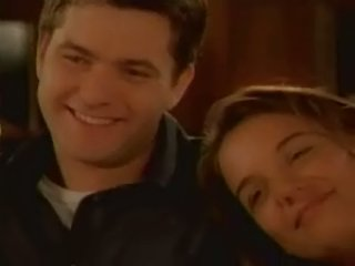 Joshua Jackson & Katie Holmes fondo de pantalla containing a portrait called Josh & Katie