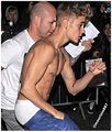 Justin Bieber Shirtless 19th Birthday! - justin-bieber photo