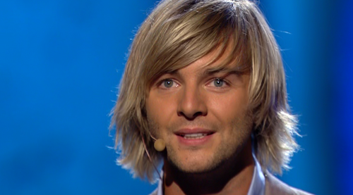 Keith Harkin Hintergrund containing a portrait entitled Keith in Mythology