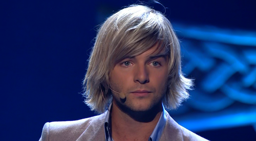 Keith Harkin wallpaper with a portrait entitled Keith in Mythology