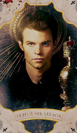 Klaus + Rebekah + Elijah