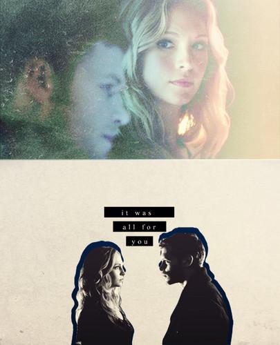 Klause & Caroline