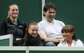 Kvitova Jagr funny - tennis photo