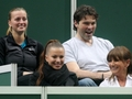 Kvitova Jagr funny - tennis wallpaper
