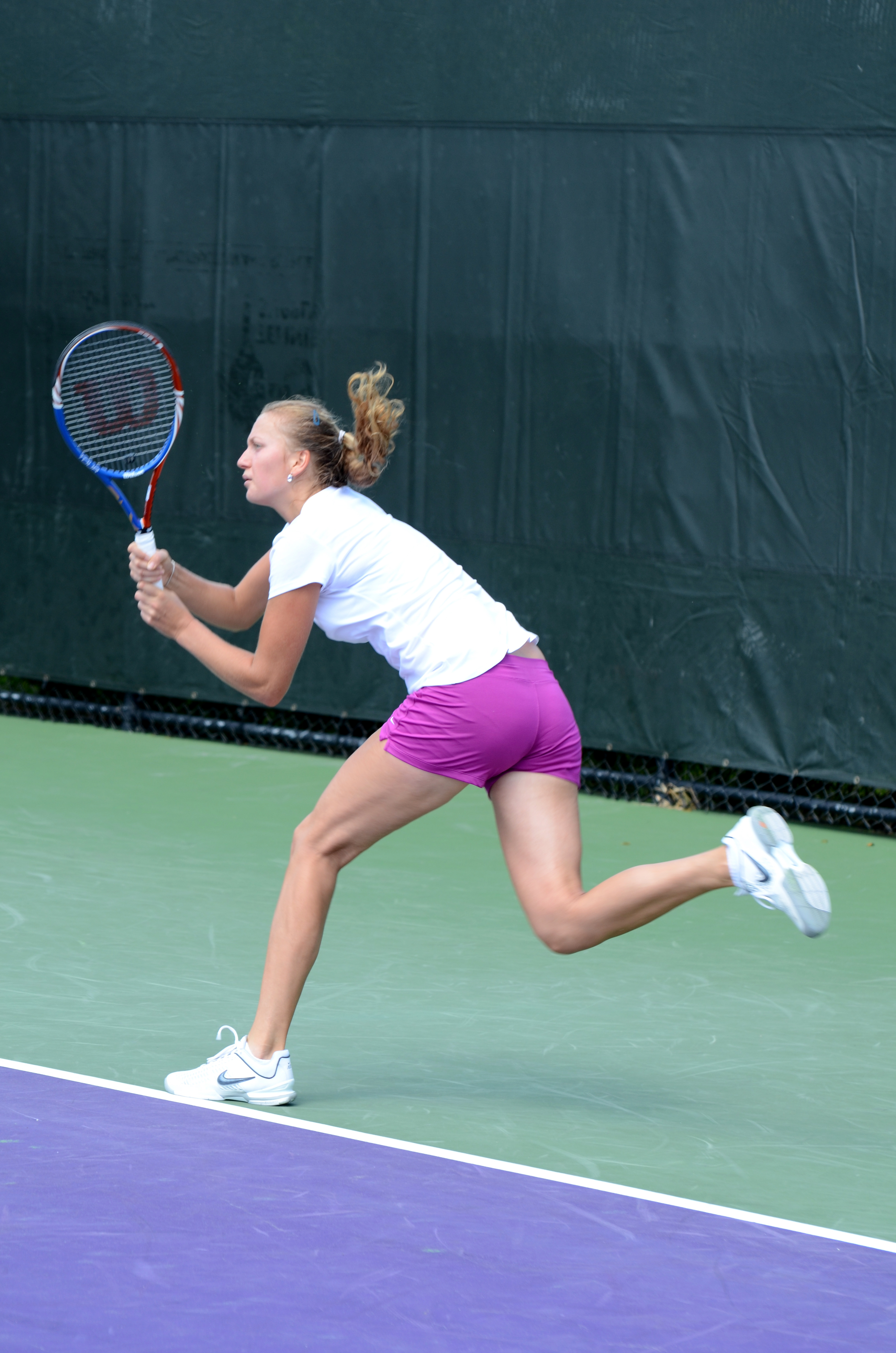 Kvitova ass.. - Tennis Photo (33744934) - Fanpop fanclubs
