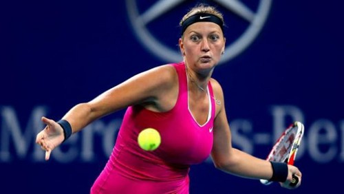 Kvitova roze breast