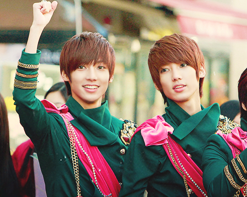 Boyfriend wallpaper possibly containing regimentals titled Kwangmin