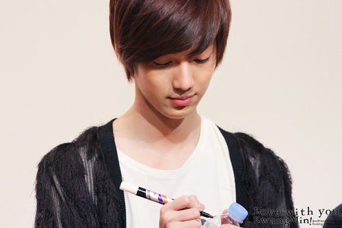Boyfriend wallpaper titled Kwangmin