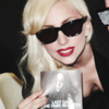 Lady Gaga picha probably containing sunglasses and a portrait entitled Lady Gaga