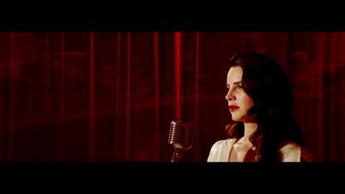 Lana Del Rey- Burning Desire {Music Video}