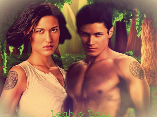 Leah & Paul