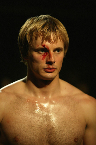 Bradley James wallpaper possibly containing a hunk called Lewis
