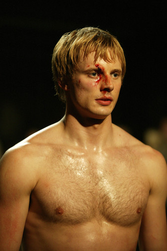 Bradley James wallpaper containing a hunk entitled Lewis