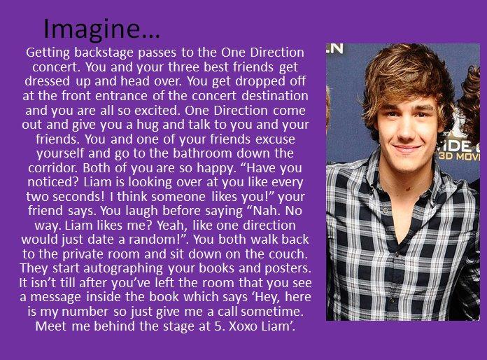 Liam Payne Imagines