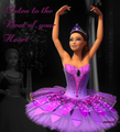 Listen to the Beat of your Heart - barbie-movies fan art