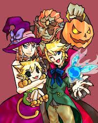 Loz Halloween