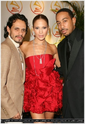Ludacris, Jennifer Lopez, Marc Anthony 2006