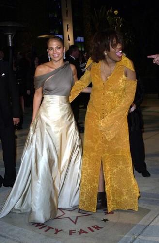 Macy Gray & Jennifer Lopez 2001