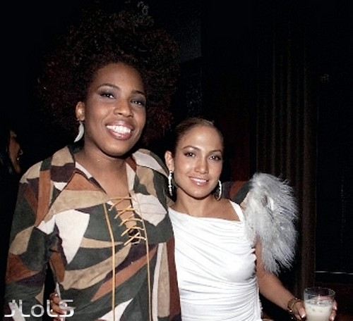 Macy Gray & Jennifer Lopez 2000