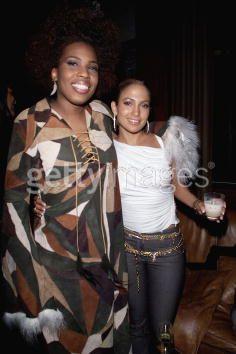 Macy Gray & Jennifer Lopez 2000