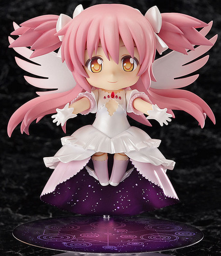 Puella Magi Madoka Magica karatasi la kupamba ukuta possibly containing a bouquet and a rose called Madoka Magica Figures