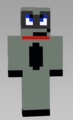 Mah Dylan skin for Minecraft :D - fans-of-pom photo